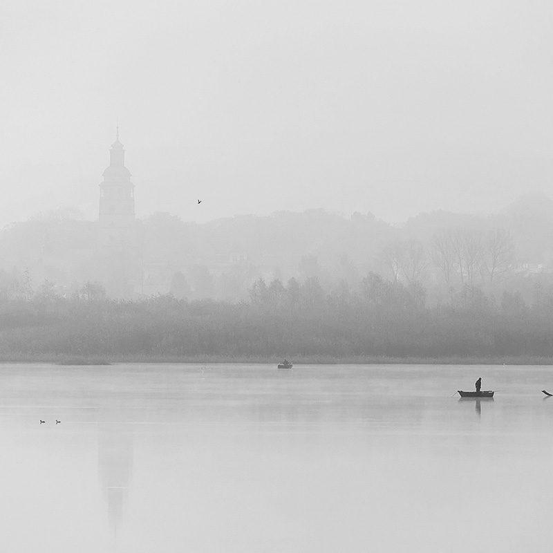 Poranek nad jeziorem ciąg dalszy